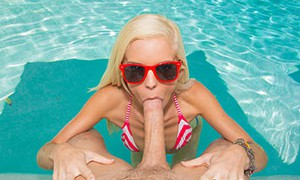 Hot Halle – Teens Love Huge Cocks